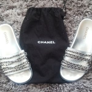 4870c68f78f3 CHANEL Slippers for Women